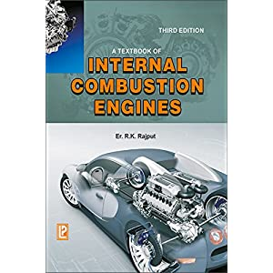 A Textbook of Internal Combustion Engines