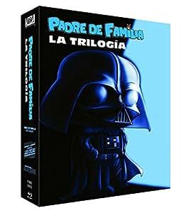 Padre de Familia: La Trilogía [Blu-ray]