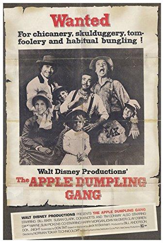 The Apple Dumpling Gang - Movie Poster