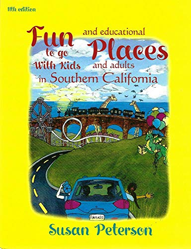 (Fun & Educational Places to Go With Kids Southern California,)