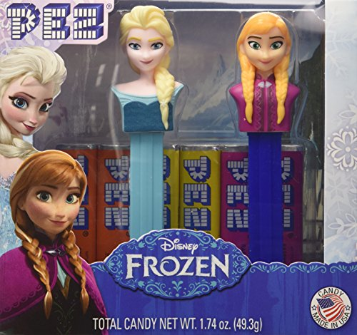 Disney Frozen PEZ Gift Set Collectors ()