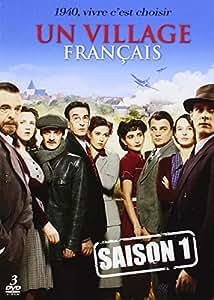 Un village francais - Saison 1 [Francia] [DVD]