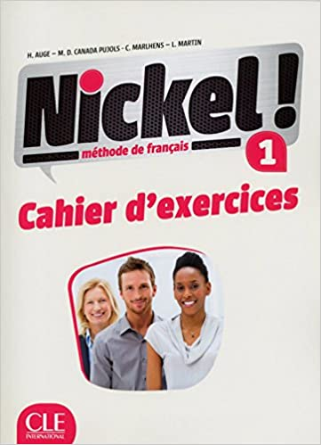 Book Nickel 1 cahier d'exercises (French Edition)