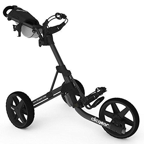 Nueva 2016 Clicgear 3.5 + 3 Rueda Carrito de golf push cart ...