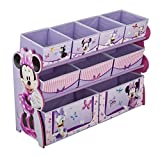 Delta Children's Products Minnie Deluxe Multi Bin Organizer