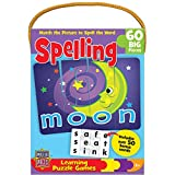 Masterpieces Mini Learning Games Spelling 60-Piece Matching Puzzle