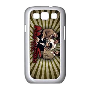 Samsung Galaxy S3 9300 Cell Phone Case Covers White Mumford & Sons Phone cover F7635616