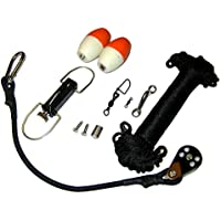 TACO METALS TACO Premium Center Rigging Kit f/Up to 25 Pole / RK-0001PCB /