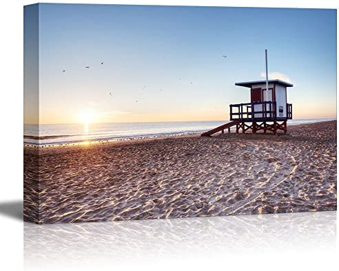 Beautiful Scenery Landscape of The Cocoa Beach Florida Home Deoration Wall Decor