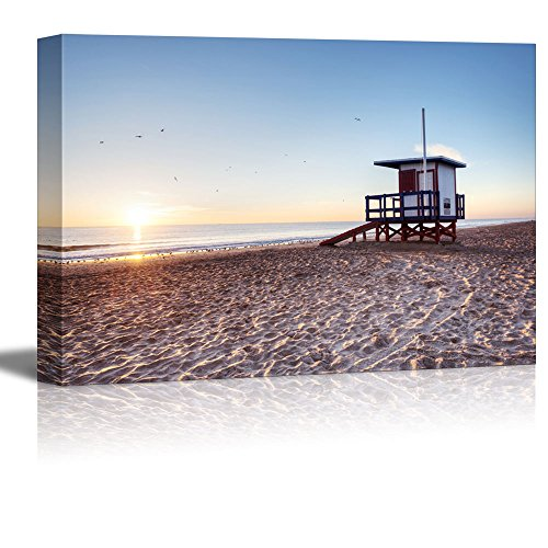 Beautiful Scenery Landscape of The Cocoa Beach Florida Home Deoration Wall Decor ing