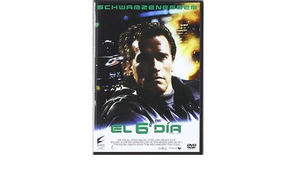 Amazon.com: El Sexto Dia (Import Movie) (European Format - Zone 2) (2001) Arnold Schwarzenegger; Michael Rapaport; Robe: Movies & TV