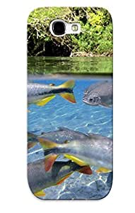 Appearance Snap-on Case Designed For Iphone 5/5S - Animal Fish(best Gifts For Lovers)
