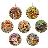 World of Disney Share the Magic Ornament Set 7 Pieces