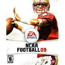 NCAA Football 09 PS3 Instruction Booklet (Sony PlayStation 3 Manual ONLY - NO GAME) [Pamphlet ONLY - NO GAME INCLUDED] Play Station