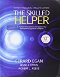 img - for Bundle: The Skilled Helper: A Problem-Management and Opportunity-Development Approach to Helping, 10th + Student Workbook Exercises book / textbook / text book