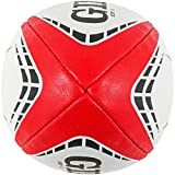 Gilbert G-TR4000 Rugby Training Ball - Red (3)