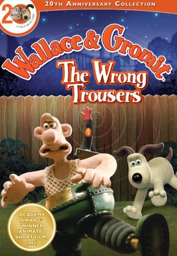 Wallace and Gromit: The Wrong Trousers ()