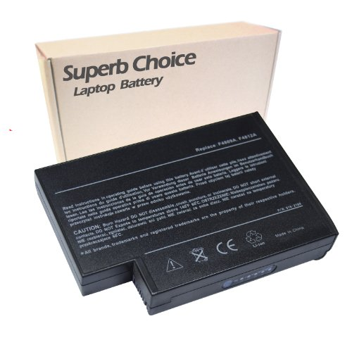 Superb Choice 8-Cell Battery for Business Notebook NX9010 Series