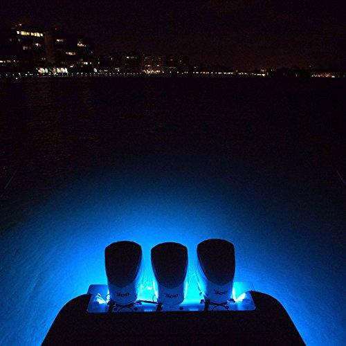 Lumitec Seablazex Luce Subacquea 2 Colori Blu E Bianco