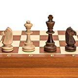 Best Chess Sets - Chess Set - Tournament Staunton Complete No. 6 Review