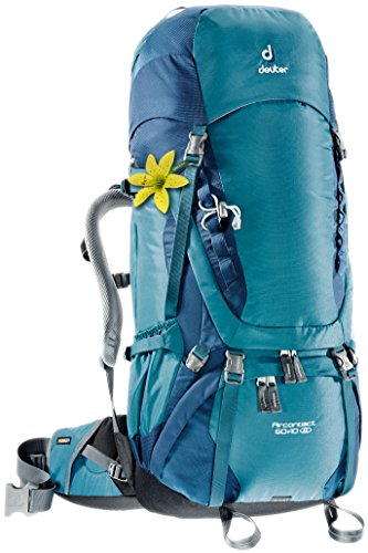 Deuter Aircontact 60 + 10 SL Pack Denim / Midnight One Size