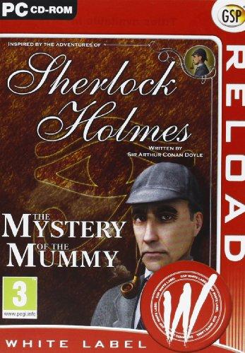 Sherlock Holmes The Mystery of The Mummy