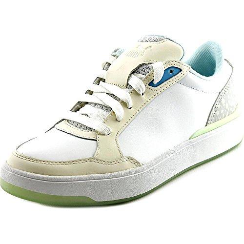 UPC 888534138303, PUMA Sport Fashion Women's MCQ Brace Femme Lo White Sneaker 7.5 D