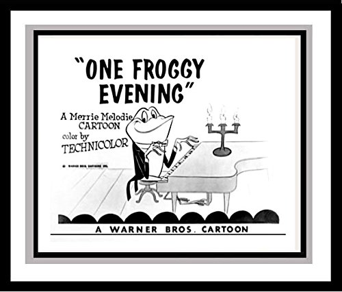 michigan-j-frog-in-one-froggy-evening-studio-lobby-card-publicity-still-warner-brothers