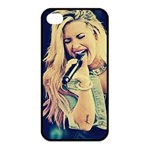 iphone covers Mystic Zone Hot Pop Singer Demi Lovato Case for Iphone 6 4.7 Snap on Fits Case KEK1665