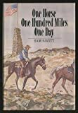One Horse, One Hundred Miles, Sam Savih, 0396079350