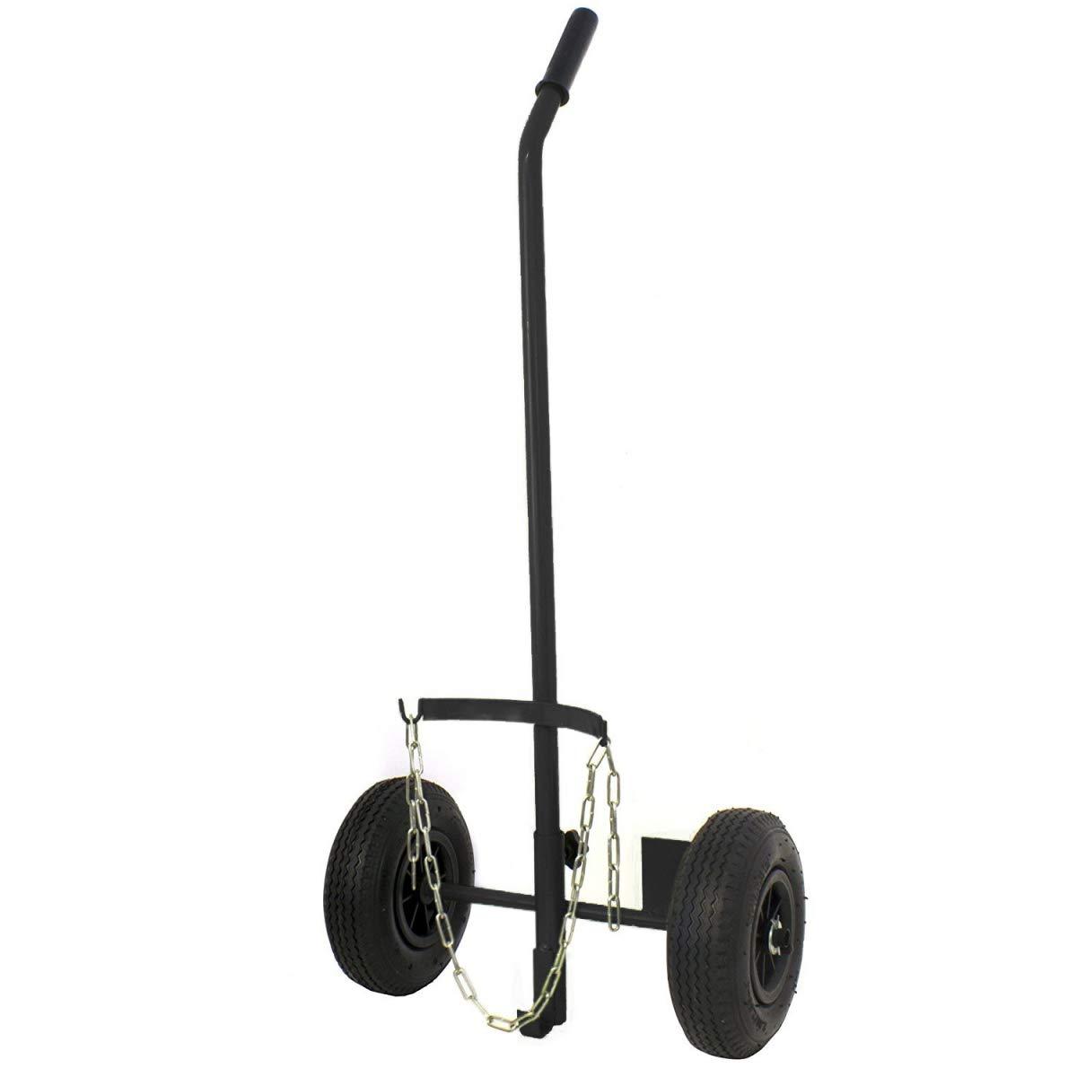 Chariot für Gasflasche 6/13kg mit Rad geschwollen Durchmesser 260mm