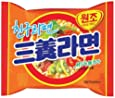 【BOX販売】三養 サンヤン(三養)ラーメン120g X 40個入■韓国食品■冷麺/春雨/ラーメン■三養