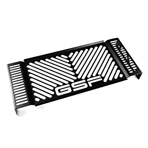 Protections radiateur Suzuki Bandit 650 07-14 noir logo