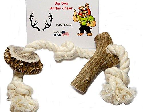Big Dog Antler Chews Guarantee