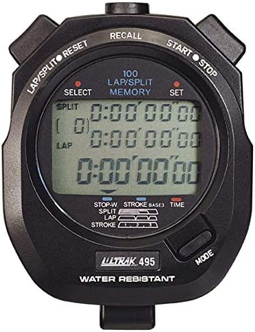 ULTRAK Professional Stopwatches Continuous Display product image