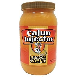 Cajun Injector 16 Ounce Lemon Butter Garlic Marinade