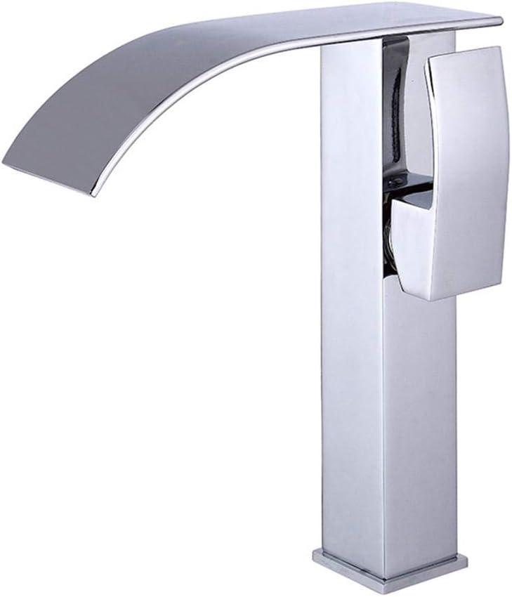 ETERNAL QUALITY Grifo Mezclador Para Lavabo Grifo del Lavabo del Baño Grifo De Cobre Para Lavabo Frío Y Caliente Lavabo Para Lavabo: Amazon.es: Bricolaje y herramientas