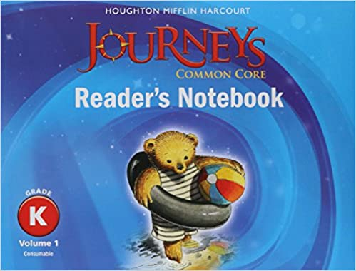 Amazon journeys common core readers notebook consumable journeys common core readers notebook consumable collection grade k 1st edition by houghton mifflin harcourt fandeluxe Image collections