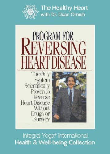 The Healthy Heart: Program for Reversing Heart Disease - with Dr. Dean Ornish