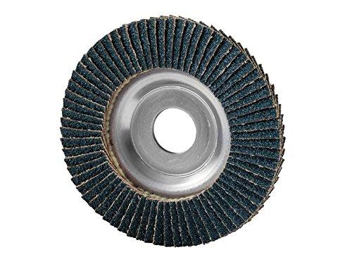 Garryson Industrial Zirconium Flap Disc 127 x 22mm - 80 grit Fine GARFD12780Z by (127 Flap)