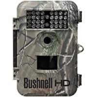 Bushnell 8MP Trophy Cam HD Trail Camera with Night Vision, Realtree AP Camo (Model #119447C)