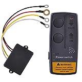 Yescom 65ft Wireless Winch Remote Control Kit For Jeep ATV SUV UTV 12V Switch Handset