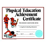 Hayes School Publishing Certificate Physical Education 30Pk