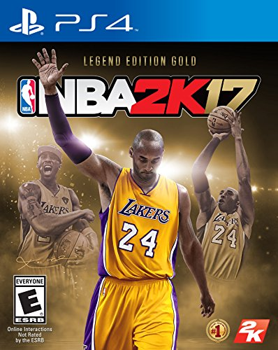 NBA 2K17 - Legends Gold - PlayStation 4 by 2K Games