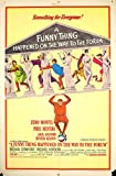 A Funny Thing Happened on the Way to the Forum 1966 U.S. One Sheet Poster
