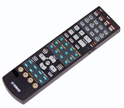 Oem yamaha remote control htr 6180 htr6180 rx v863 for Yamaha remote control app