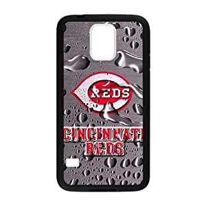 Forever Collectibles Reds MLB Dual Hybrid Custom Case for Samsung Galaxy S5.Kimberly Kurzendoerfer