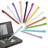 Insten Replacement Nintendo DS Lite Plastic Stylus, 12-pack