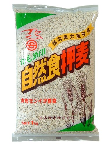 Imported Pressed Oshimugi Barley, 2.2 Pound by Unknown (Image #2)