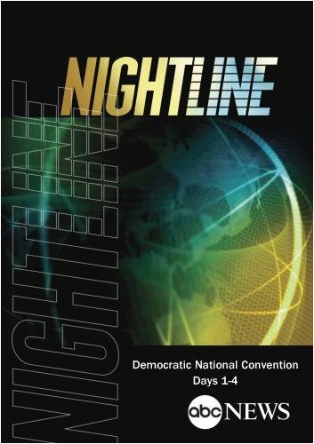 ABC News Nightline Democratic National Convention Days 1-4 [DVD] [NTSC] by